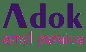 Logo Adok Immobilier Retail premium