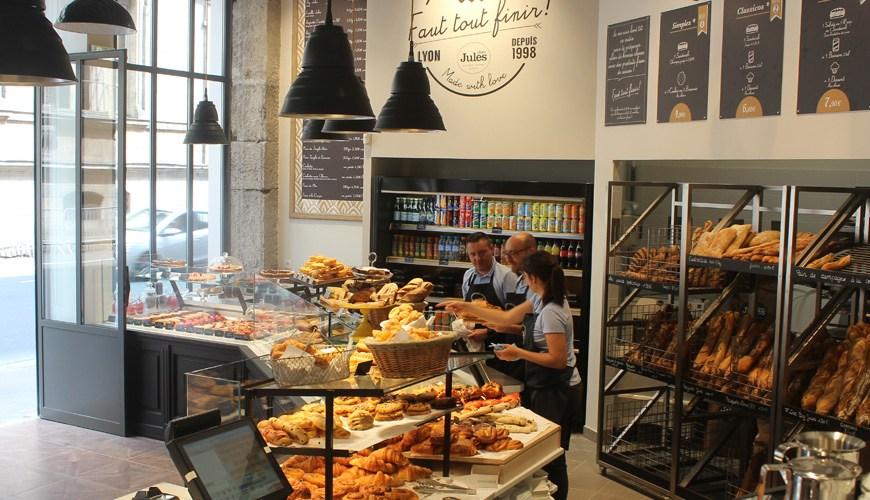 Ouverture de la Boulangerie Chez Jules Opéra