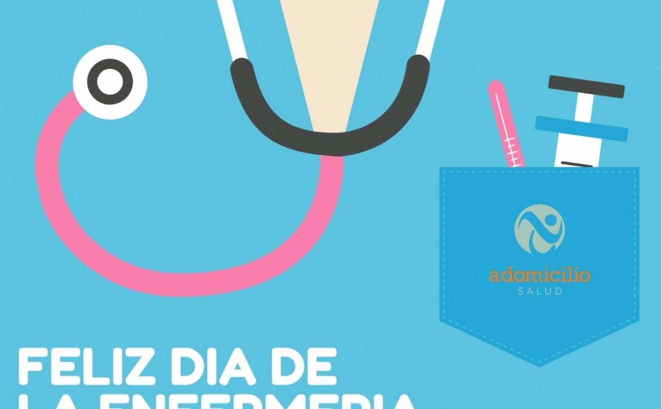 Feliz Día de la Enfermería