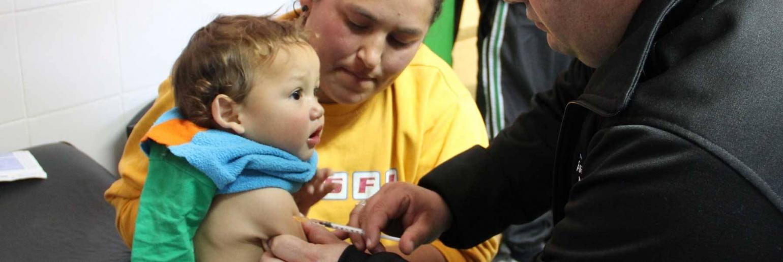 Salud refuerza las recomendaciones de vacunación contra el sarampión ante la confirmación de nuevos casos