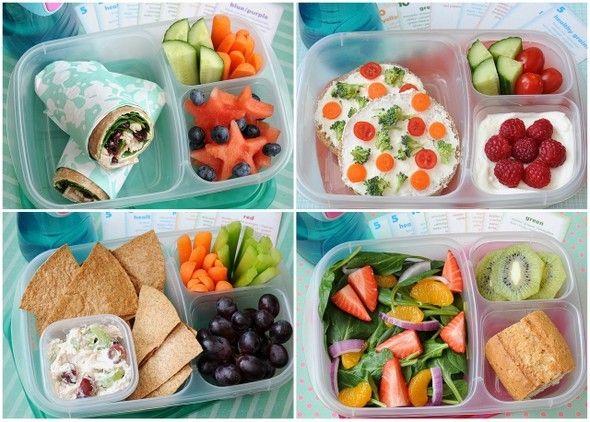 ¿Cómo organizar la comida de los más chicos en época escolar?