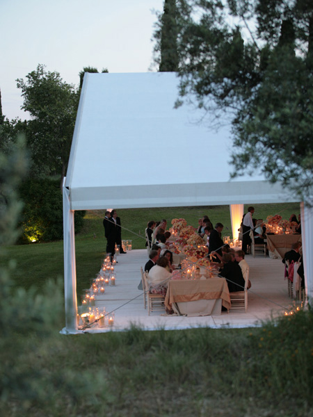 French Garden Glamour  A Dominick Events
