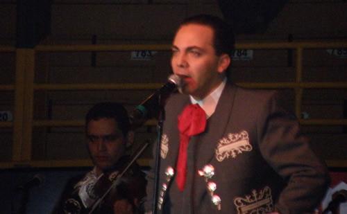 Cristian Castro Festival Ranchero Pilsen