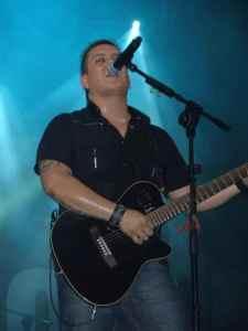 Concierto Pilsen Puntarenas 2011 con Freddy Alvez