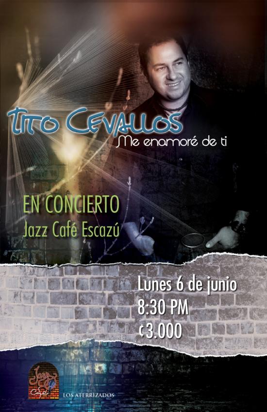Tito Cevallos en Costa Rica - Adondeirhoy.com