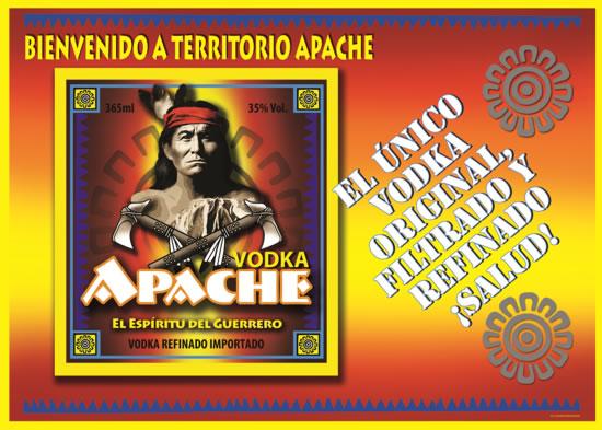 VODKA APACHE - Adondeirhoy.com