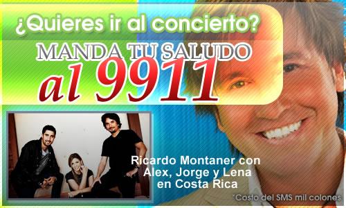 Adondeirhoy.com-Ricardo Montaner en Costa Rica