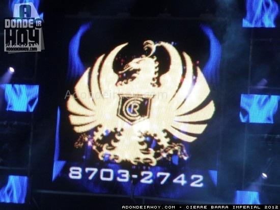Adondeirhoy.com - Cierre Barra Imperial 2012