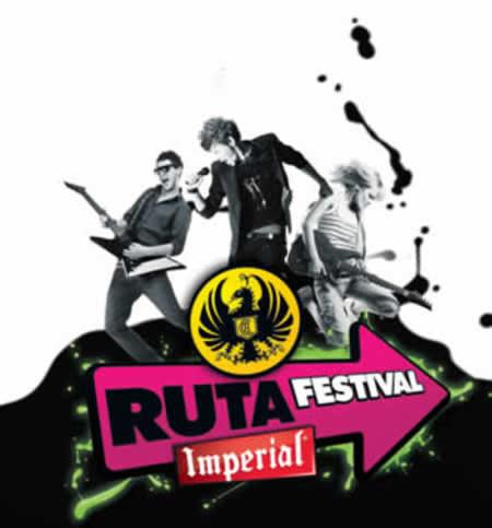 Ruta Festival Imperial - Adondeirhoy.com