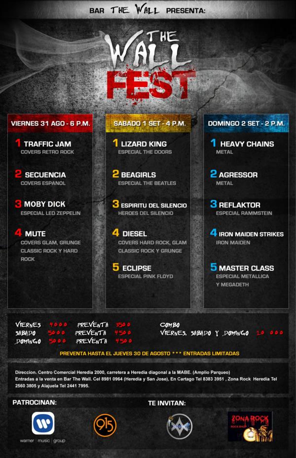 Wall Fest 2012