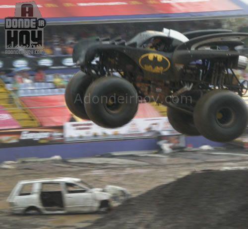 Monster Jam 2012 Costa Rica