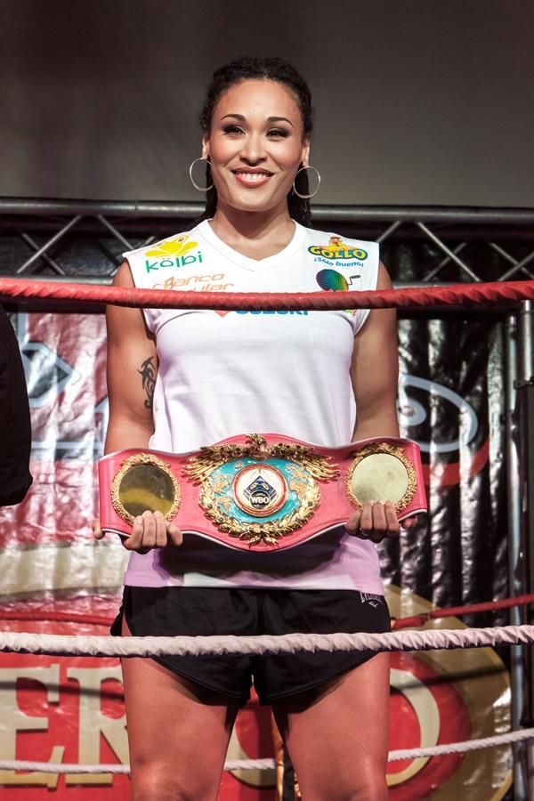 Hanna Gabriels defendera titulo mundial