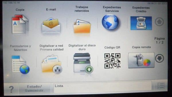 Lexmark trae soluciones para imprimir menos