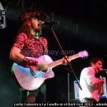 Lucho Calavera y La Canalla en el Rock Fest 2013