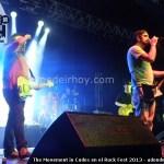 Movement in Codes en el Rock Fest 2013