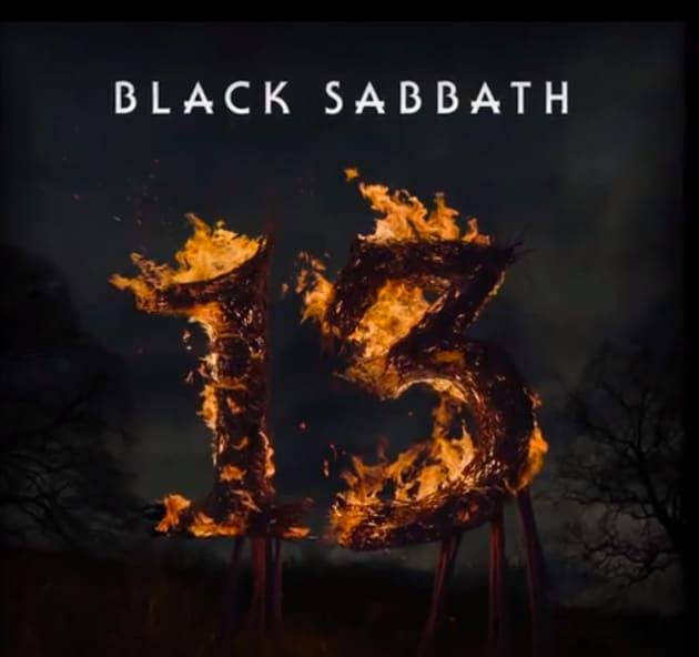 Black Sabbath Canciones de 13