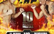 CRF Show 5 - MMA en Costa Rica