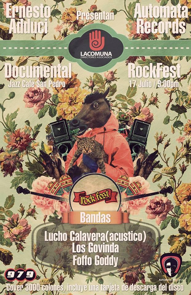 Documental del Rock Fest 2013
