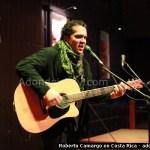 Concierto de Roberto Camargo en Costa Rica