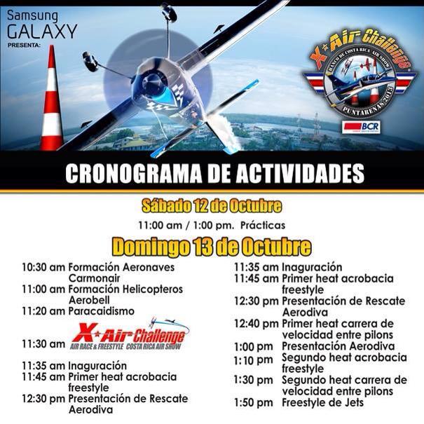 X-AIR Challenge Air Show 2013