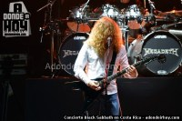 Concierto Black Sabbath en Costa Rica