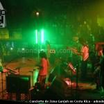 Concierto de Zona Ganjah en Costa Rica