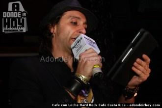 Cafe con Leche Hard Rock Cafe Costa Rica
