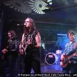 El Parque en el Hard Rock Cafe