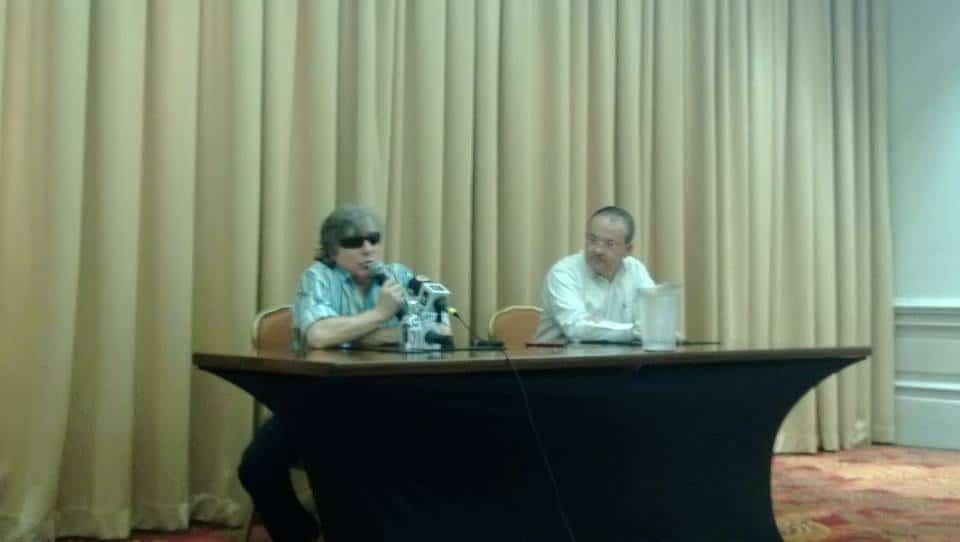 Jose Feliciano alista detalles