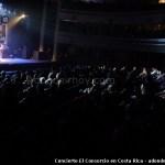 Concierto El Consorcio en Costa Rica