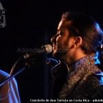 Concierto de Ana Torroja en Costa Rica