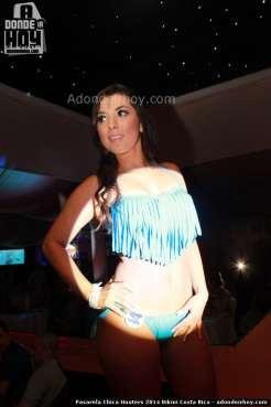 Pasarela Chica Hooters 2014 Bikini Costa Rica - 143