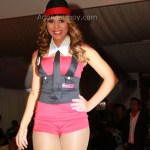 Pasarela Chica Hooters 2014 Disfraz Costa Rica - 053