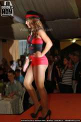Pasarela Chica Hooters 2014 Disfraz Costa Rica - 059
