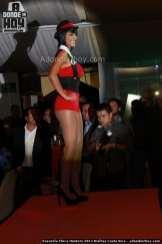 Pasarela Chica Hooters 2014 Disfraz Costa Rica - 085