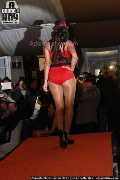 Pasarela Chica Hooters 2014 Disfraz Costa Rica - 091