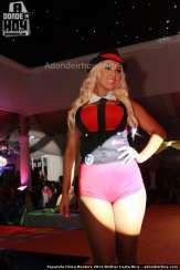 Pasarela Chica Hooters 2014 Disfraz Costa Rica - 122