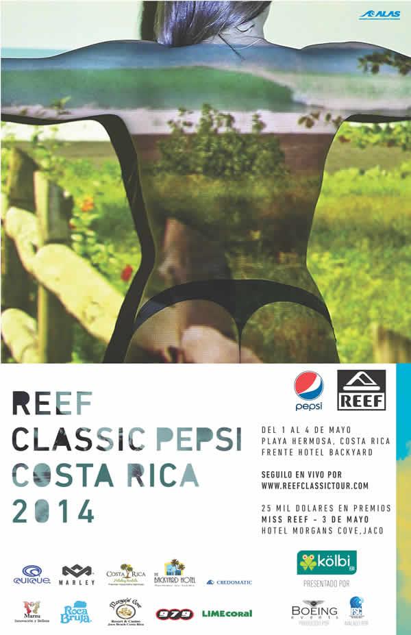 Reef Classic y Miss Reef 2014