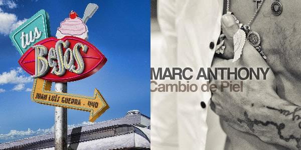 Tus Besos y Cambio de Piel y - Juan Luis Guerra o Marc Anthony