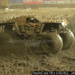 Carreras Monster Jam 2014 Costa Rica - 058