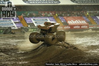 Freestyle Monster Jam 2014 Costa Rica - 053