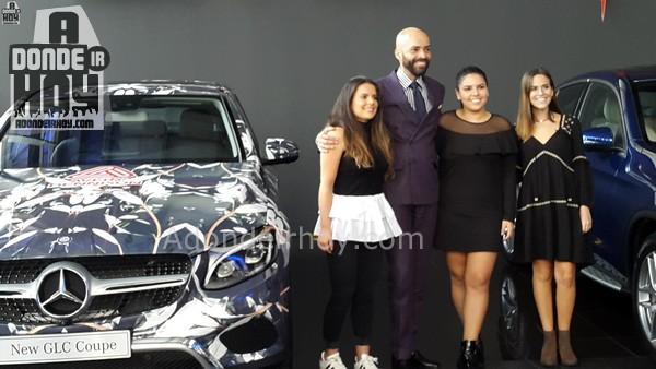 Modelo Mercedes Benz MBFWG 2016