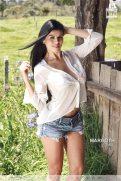 Margoth Solis Modelo Adondeirhoy Abril 2015