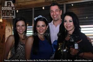 Maria Conchita Alonso Reina de la Plancha Internacional