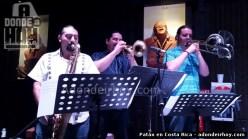 Carlitos del Puerto y Patax en Costa Rica