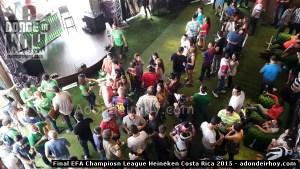 Final UEFA Champions 2015 con Heineken