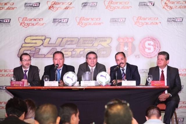 Super Clasico 2015