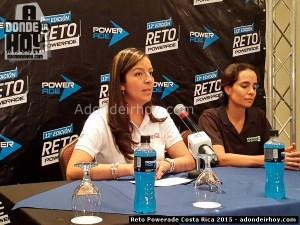 Reto Powerade 2015 Costa Rica