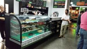 Cafetería Grano Verde en el Museo de Jade