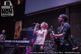 Concierto de Sandoval en Costa Rica